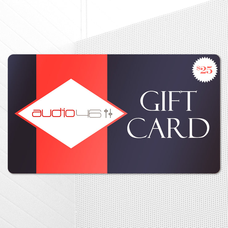 Audio46 Gift Card
