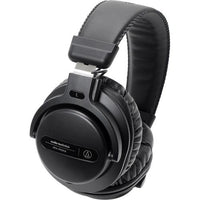 Audio-Technica ATH-PRO5X Professional Over-Ear DJ Monitor Headphones (Black) - Audio46