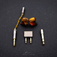 Kinera - Baldr Seven Driver Hybrid IEM (New Acoustic Config) **IN STOCK**