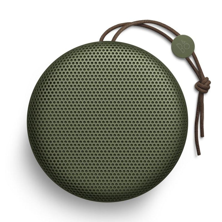 B&O Beoplay A1 (Moss Green) Bluetooth Speaker - Audio46