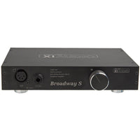 Eleven Audio XIAUDIO Broadway S Ultra Low Noise Battery Headphone Amplifier (Available Online)