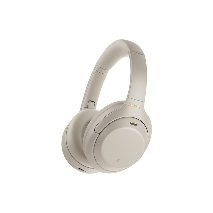 Sony WH-1000XM4 Wireless Noise-Canceling Headphones in Silver