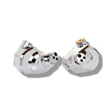 Campfire Audio - Andromeda S - STAINLESS STEEL In-Ear Monitor - Audio46