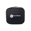 Strauss & Wagner - Firm Protective Headphone Zipper Case Compatible with Major Brands