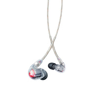 Shure - SE846-CL Clear Professional Sound Isolating Earphones