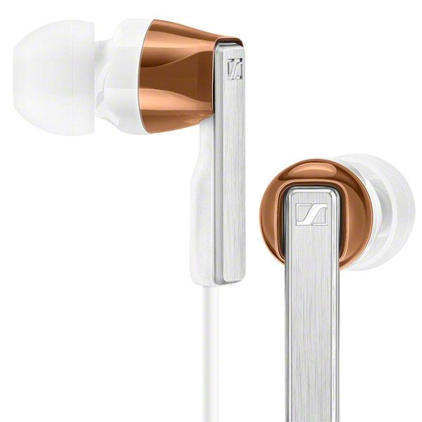 Sennheiser CX 5.00G In-Ear Headphones for Android (White) - Audio46