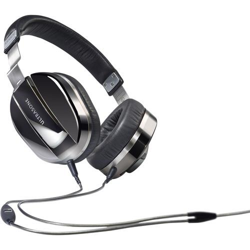 Ultrasone Edition M Black Pearl Plus Over-Ear Headphones