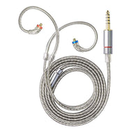 FiiO - LC-4.4B Balanced MMCX Silver Plated Earphone Cable - Audio46
