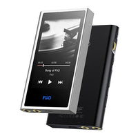 FiiO - M9 Portable Hi-Res Music Player with Bluetooth and WiFi Streaming - Audio46