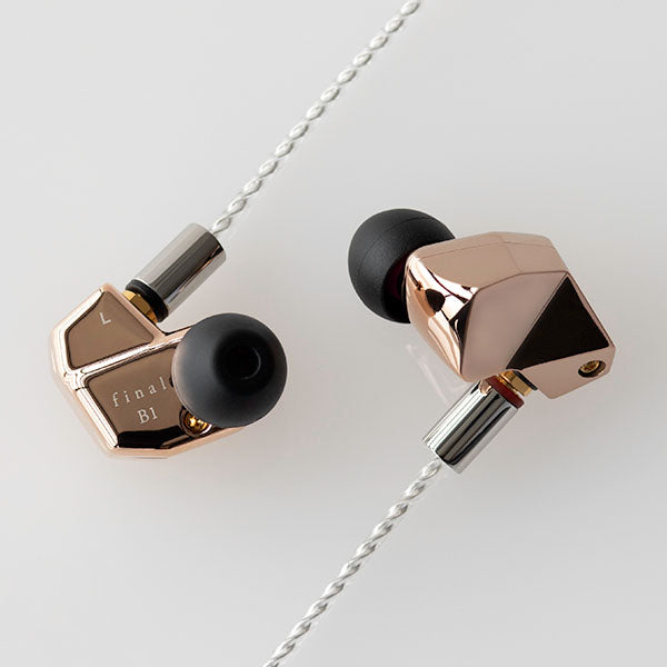 Final Audio - B Series B1 Earphone (BA and Dynamic Driver) (Open box)