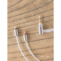 Final Audio - C106 Straight MMCX Silver-Coated Cable (Special order)