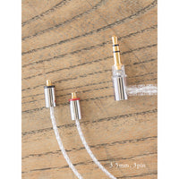 Final Audio - C106 Straight MMCX Silver-Coated Cable