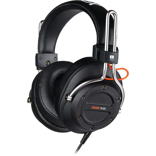Fostex TR-80 - Professional Studio Headphones (Closed Back, 250 Ohms) - Audio46