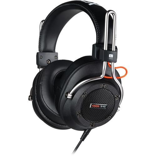 Fostex TR-90 Professional Studio Headphones (Semi-Open, 250 Ohms) - Audio46