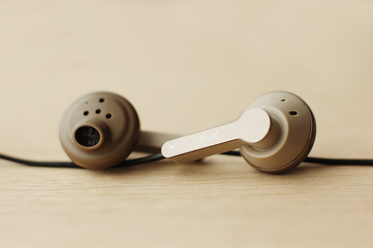 Final Audio - Piano Forte II Cream Dynamic Headphones (Discontinued)