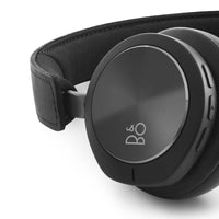 B & O Play H8i Wireless Noise Canceling Headphones (Black, Open Box)