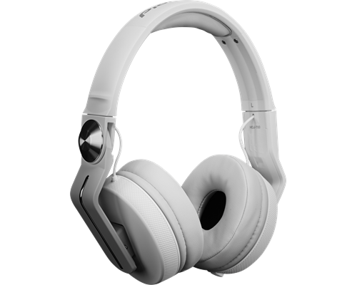 Pioneer HDJ-700-W Professional DJ headphones (White) - Audio46