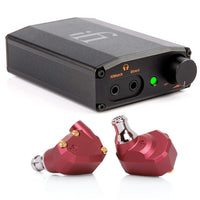 BUNDLE - iFi & Campfire Audio - iDSD Nano Black Label + IO In-Ear Monitor