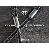 "Effect Audio - Janus ""D"" (Dynamic) In-Ear Headphone Cable 2.5 (With Bonus 3.5 Adapter)"