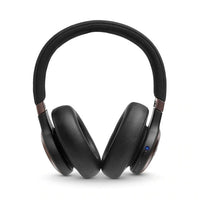 JBL - Live 650BTNC Over-Ear Bluetooth Noise-Cancelling Headphones - Audio46