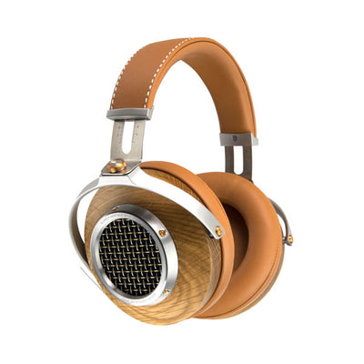 Klipsch - Heritage HP-3 Headphones OAK (Open Box)