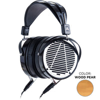 Audeze LCD-4 High Performance Planar Magnetic Headphone With Professional Travel Case (Wood Pear)