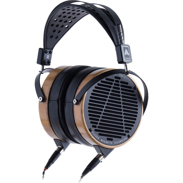 Audeze LCD-2 - High Performance Planar Magnetic Headphone(Bamboo, Lambskin Leather) - Audio46