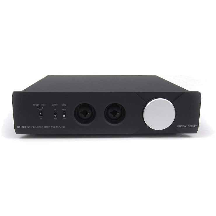 Musical Fidelity - MX-HPA Balanced Headphone Amp