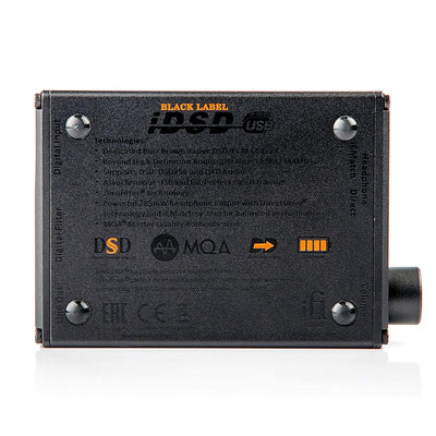 BUNDLE - iFi & Campfire Audio - iDSD Nano Black Label + Andromeda (2nd Edition)
