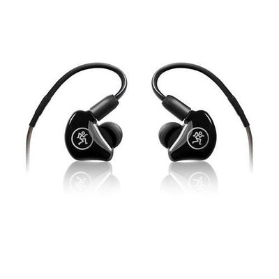 Mackie MP-120 Single Dynamic Driver In-ear Earphones - Audio46