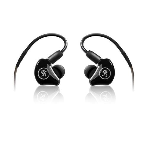 Mackie MP-240 Dual Hybrid Driver In-Ear earphones - Audio46