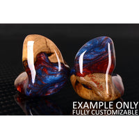 Noble Audio - PRESTIGE Khan/Encore/Katana Custom Fit In-Ear Monitors (Special Order Only)