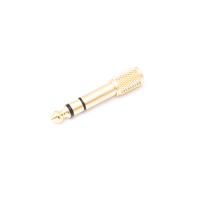 Sennheiser Adapter Jack 6.3s to Jack Socket 3.5mm - Push-on