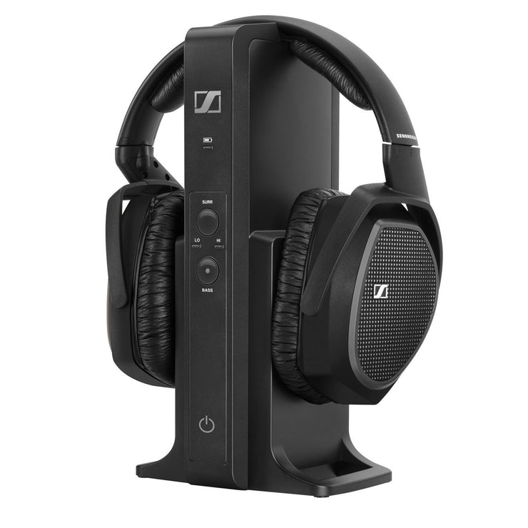 Sennheiser RS 175 Wireless Headphone with Base Transmitter/ Charger