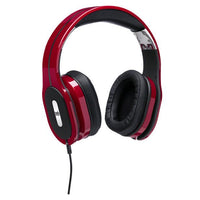 PSB M4U1 Over-Ear Audiophile Headphones (Monza Red) - Audio46