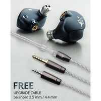 Meze Rai Penta IEMs (Free upgrade cable)