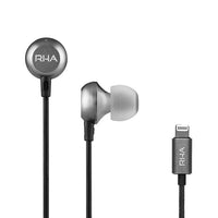 RHA - MA650i Lightning Connector Earphones - Audio46