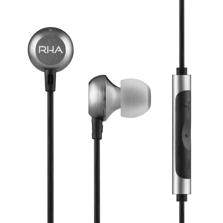 RHA - MA650 Earphones for Android™ - Audio46
