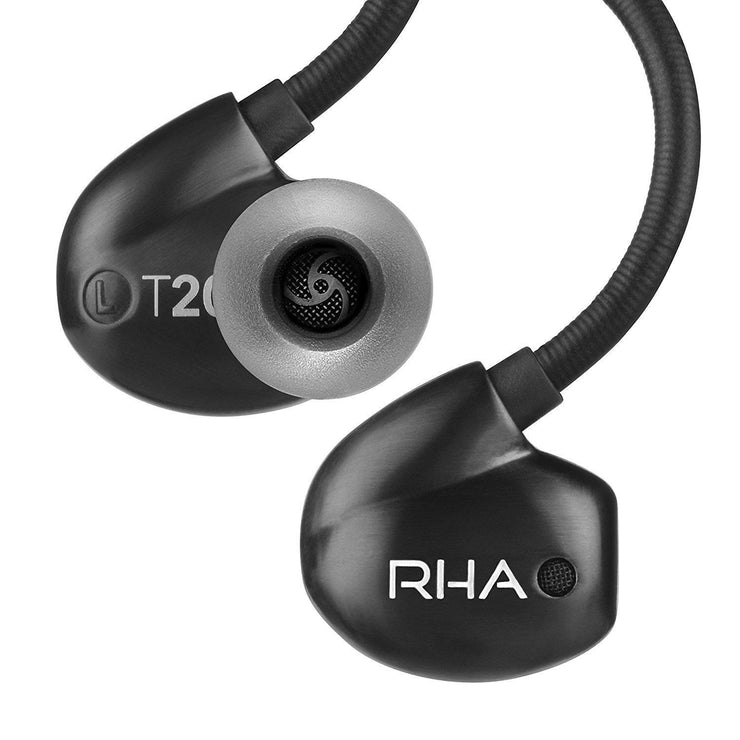 RHA - T20i Earphones - Audio46