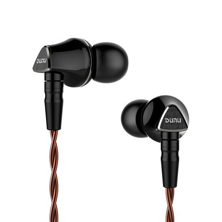 DUNU Titan 6 Beryllium Diaphragm Dynamic Driver In-Ear Headphones