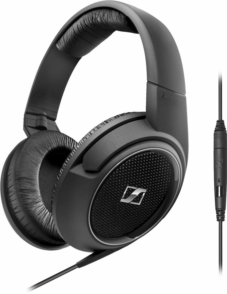 Sennheiser HD 429s Over Ear Headphones with Mic For Smartphones and Tablets - Audio46