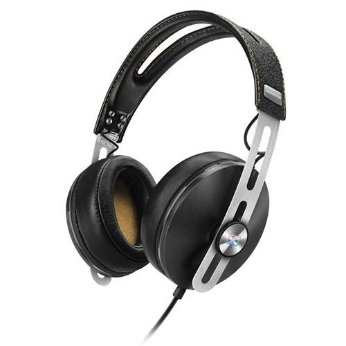 Sennheiser Momentum M2 Over Ear Headphones for Android (Black) - Audio46