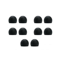 Shure - EASFX2 Black Soft Flex Sleeve Eartips - Audio46