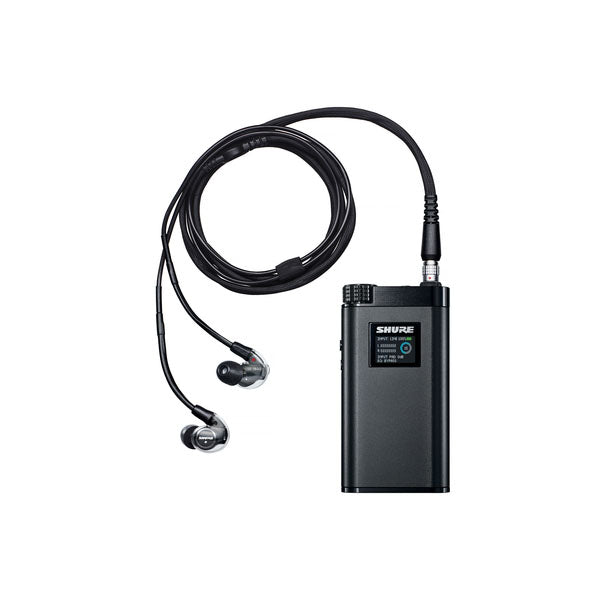 Shure - KSE1500 Electrostatic Earphone System - Audio46