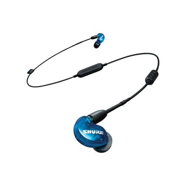 Shure - SE215 Wireless Sound-Isolating Earphones - Audio46