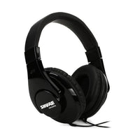 Shure - SRH240A Professional Over-Ear Headphones - Audio46