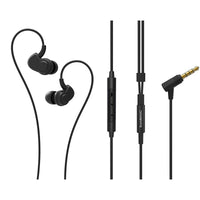 SoundMAGIC PL30+C In-Ear Headphones with Mic & Remote