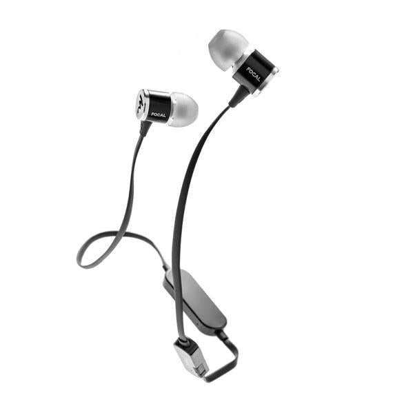 Focal Spark Wireless In-Ear Headphones (Black) - Audio46