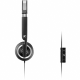 Sennheiser PX200-IIi Foldable On Ear Headphones with Microphone - Audio46