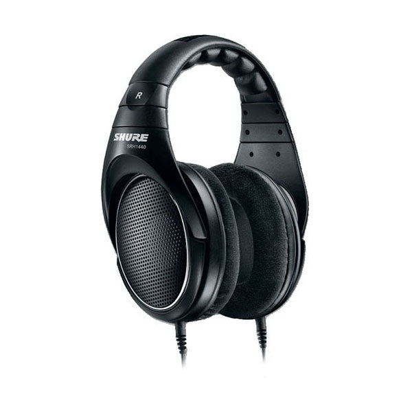 Shure - SRH1440 Professional Open-Back Headphones - Audio46